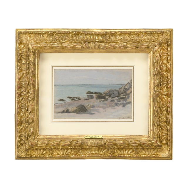 Bord De Mer By Claude Monet - Image 5 of 5
