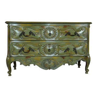 20th Century French Regency Style Commode For Sale