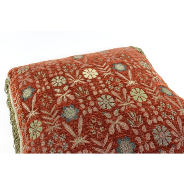 Tapestry Drawing Room Pillows For Sale In New York - Image 6 of 9