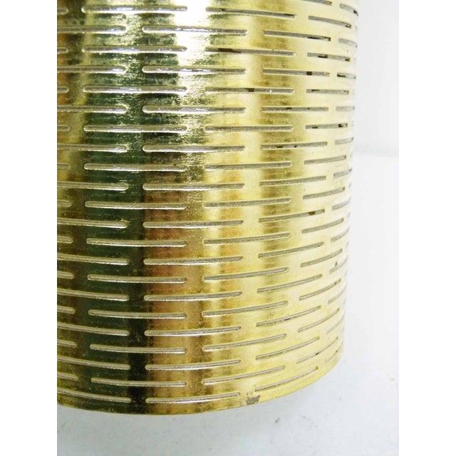 Pierced Pendant Lights by Lightolier - Set of 3 - Image 9 of 10