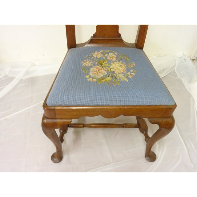 Late 18th Century 18th Century American Sidechair For Sale - Image 5 of 9