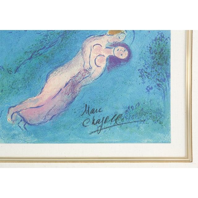 "Marc Chagall, ""Daphne & Chloe"" - Image 3 of 3"