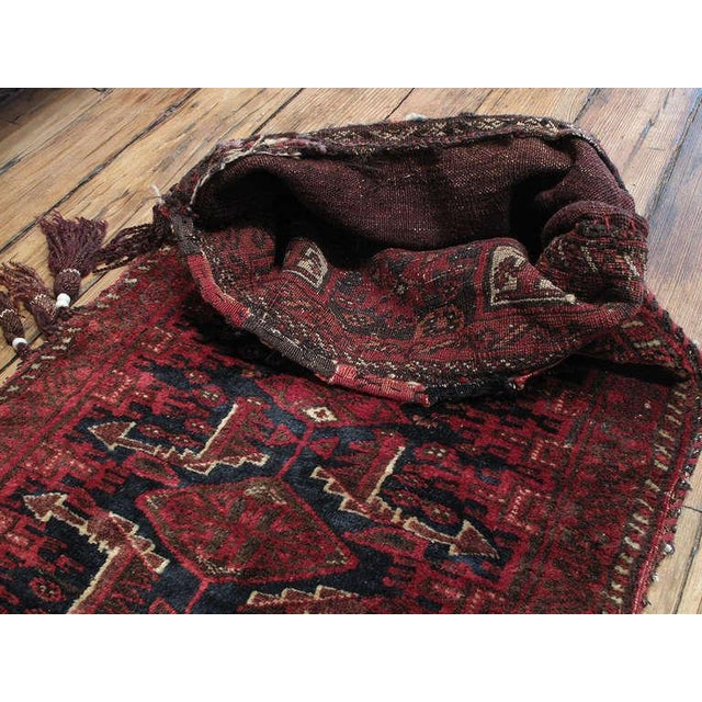 "Baluch ""Balisht"" Tribal Bag For Sale In New York - Image 6 of 6"