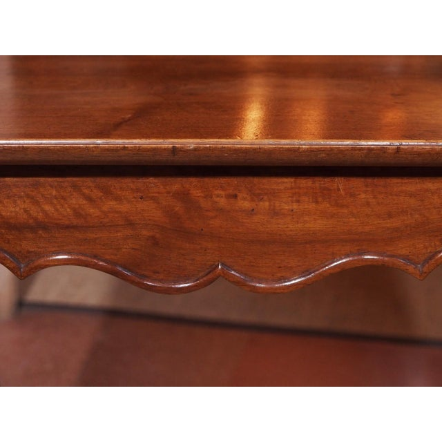 Late 19th Century Late 19th Century French Petite Side Table For Sale - Image 5 of 5