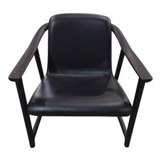 Neri & Hu Stellar Works Mandarin Black Lounge Chair
