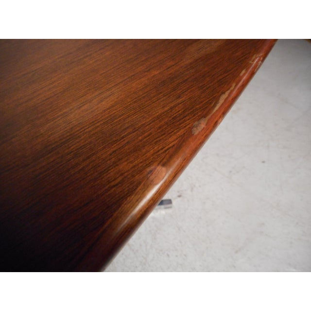 Midcentury Dining Table by Knoll For Sale - Image 11 of 13