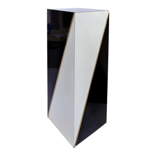 1980s Tall Display Pedestal For Sale