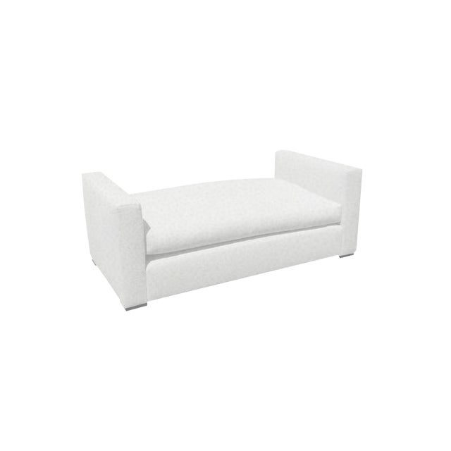 """Custom to Order """"The White Series"""" Collection Daybed For Sale"""