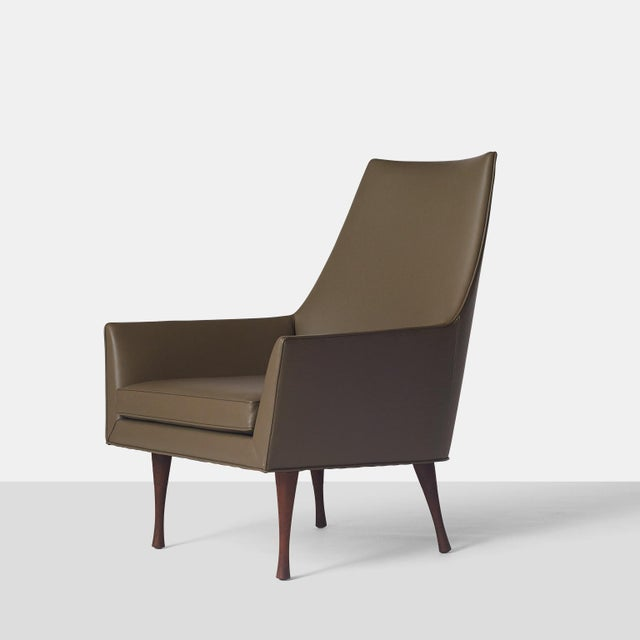 Mid-Century Modern Paul McCobb Lounge Chairs - a pair For Sale - Image 3 of 8