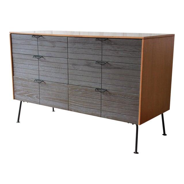 Raymond Loewy for Mengel Mid-Century Modern Six-Drawer Dresser For Sale