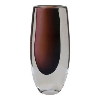 Vicke Lindstrand for Kosta Vase For Sale