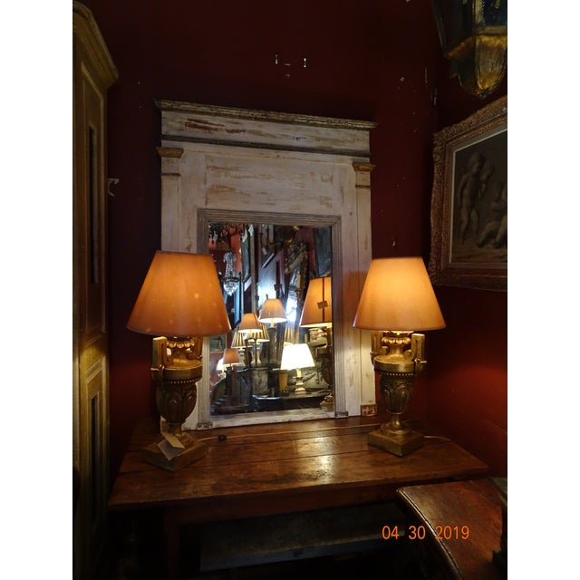 19th Century French Mirror For Sale - Image 9 of 10
