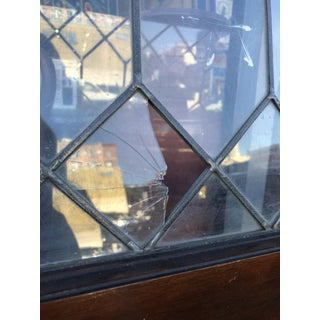1920s Tudor Style Leaded Glass Bay Window Preview