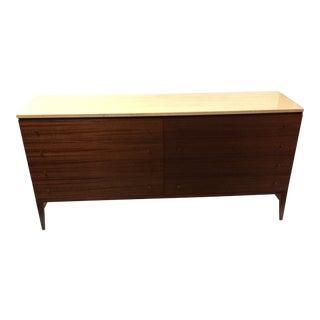 1950s Mid Century Modern Paul McCobb 8 Drawer Lowboy Dresser For Sale