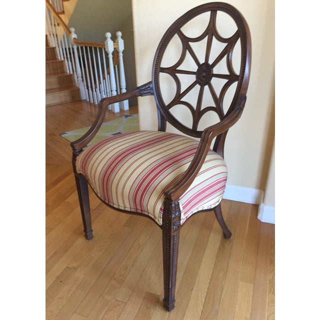 Cristal Chair From Ethan Allen - Image 3 of 6