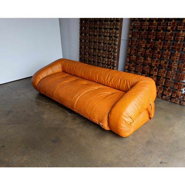 """Alessandro Becchi """"Anfibio"""" Sofa by Alessandro Becchi For Sale - Image 4 of 13"""