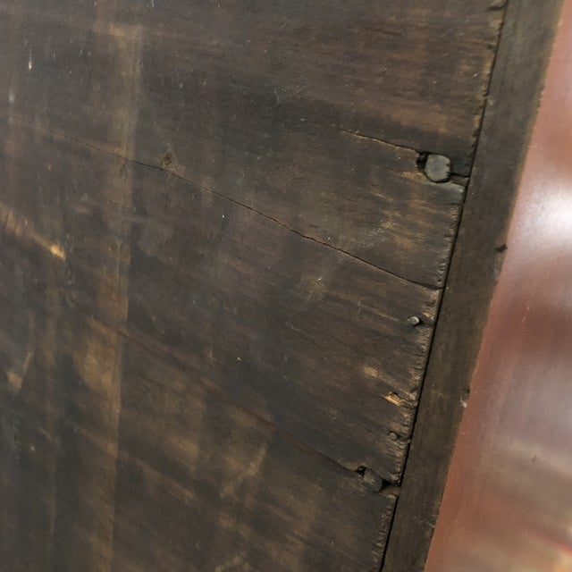 Handmade Cherry Tiger Chest For Sale - Image 11 of 12