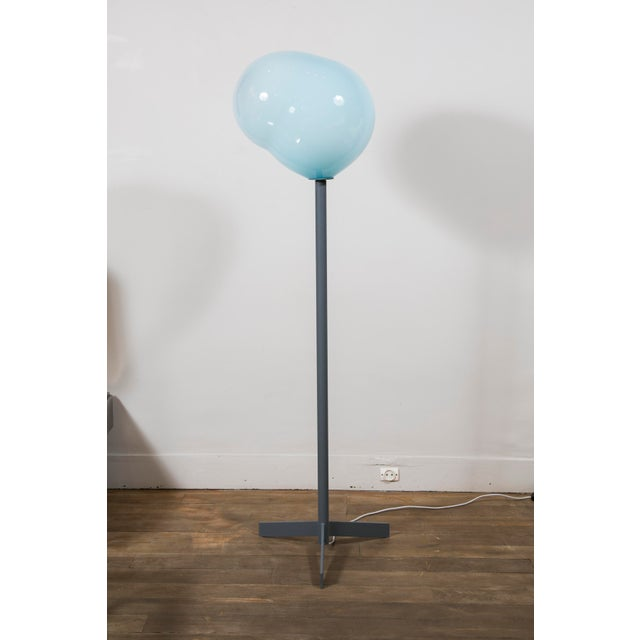"Contemporary ""Nubes"" Floor Lamp, Galerie Blanchetti Edition 2018 For Sale - Image 3 of 8"
