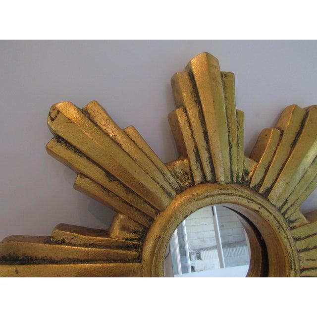 Jaru Jaru Co. Starburst Mirror For Sale - Image 4 of 6