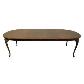 "Thomasville Furniture Far Eastern Collection 96"" Dining Table 13521-752-372 For Sale"