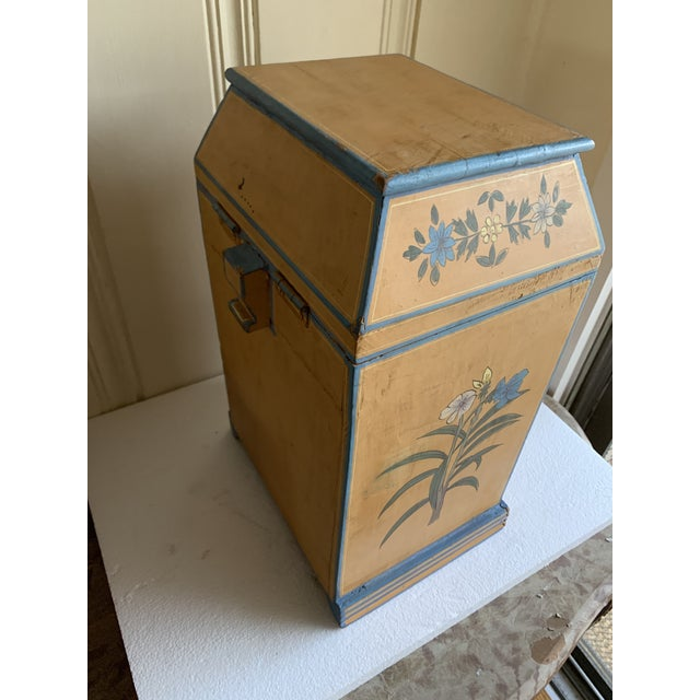 Boho Rustic Chic Jewelry Organizer Box For Sale - Image 4 of 13
