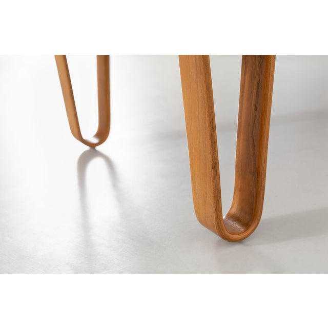 Edward Wormley for Dunbar Long John Bench For Sale In Chicago - Image 6 of 9