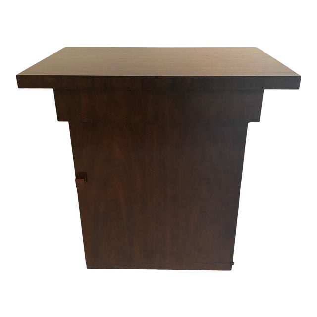 21st Century Brown Baker Table For Sale