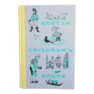 "Mid-Century ""Best in Children's Books"" Children's Book For Sale"