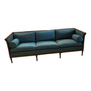Ethan Allen Mid Century Sofa For Sale