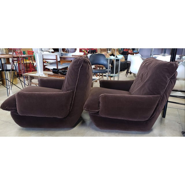 Airborne Vintage Airborne SIde Chairs -A Pair For Sale - Image 4 of 11