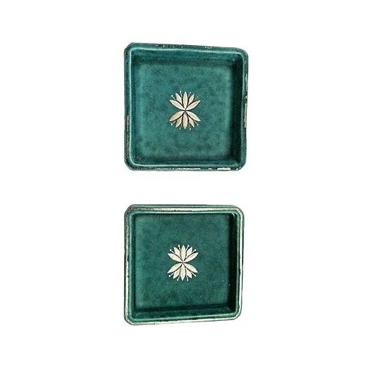 Swedish Argenta Trays - A Pair - Image 1 of 4