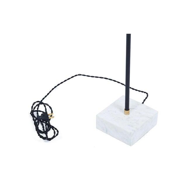 Industrial Sabin Maza Floor Lamp For Sale - Image 3 of 6