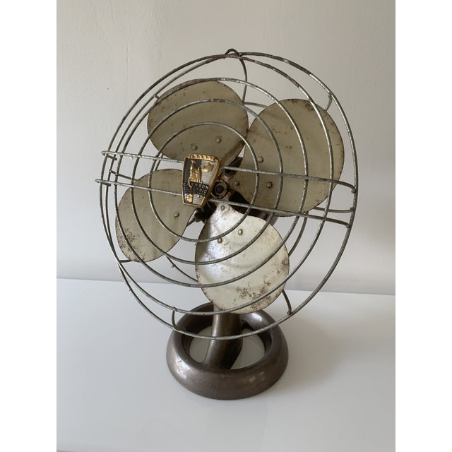 Emerson Vintage Fan For Sale - Image 12 of 12