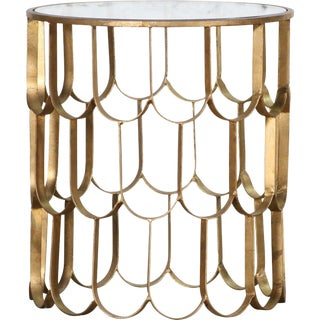 Contemporary Monaco Side Table For Sale