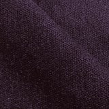 Image of Transitional Lee Jofa Frivolous Woven in Aubergine Designer Fabric by the Yard For Sale