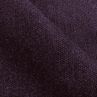 Transitional Lee Jofa Frivolous Woven in Aubergine Designer Fabric by the Yard For Sale