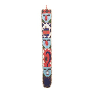 Yoruba Beaded Sash For Sale
