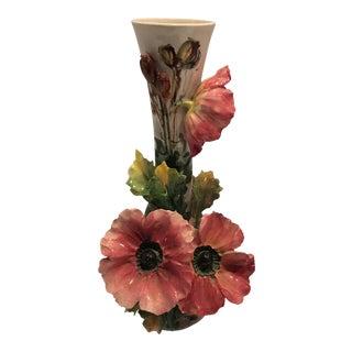 1940s Italian Barbitone Vase For Sale