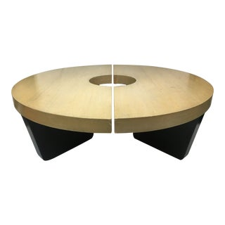 Vintage Mid-Century Modern Nuclear Coffee/Cocktail Table by Harvey Probber For Sale