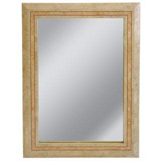 Maitland Smith Tessellated Mirror For Sale