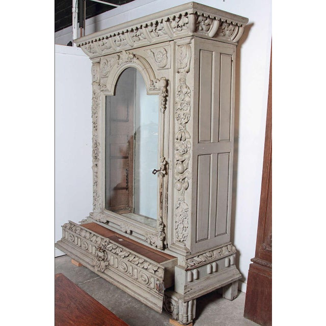 Circa 1830 Chateau Vitrine From the Southwest of France For Sale - Image 10 of 12