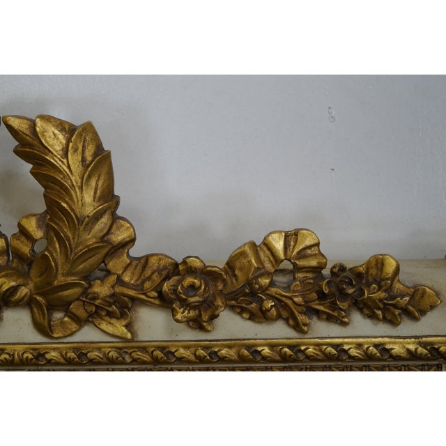 French Louis XV King Sized Headboard - Image 8 of 10