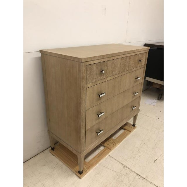 Transitional Century Furniture Oslo Chest For Sale - Image 3 of 4