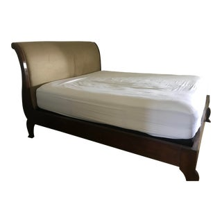Randolph & Hein French Sleigh Bed For Sale