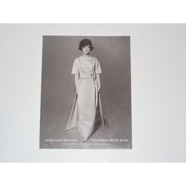 """Jacqueline Kennedy: White House Years"" Exhibit Book - Image 2 of 11"