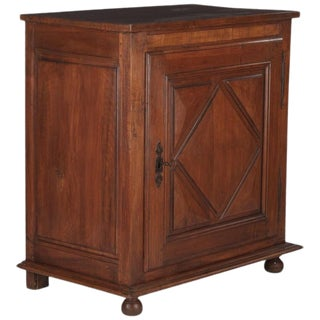 Late 19th Century Louis XIII Style Cabinet For Sale