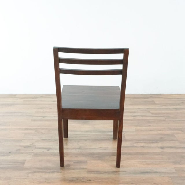 Contemporary Monterey Crafts Justo Dining Chairs - a Pair For Sale In San Francisco - Image 6 of 7