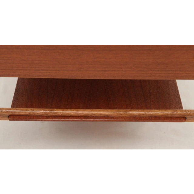 Hans Wegner Drop Leaf Side Table - Image 6 of 9