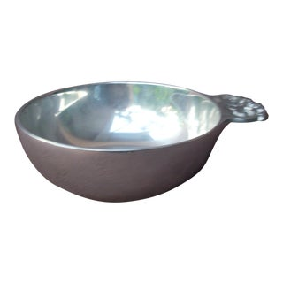 Nambe Metal Serving Bowl For Sale
