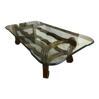 1960s Heritage Furniture Coffee Table For Sale